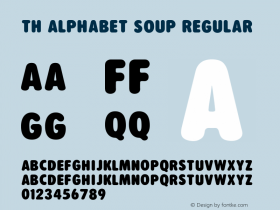 TH Alphabet Soup