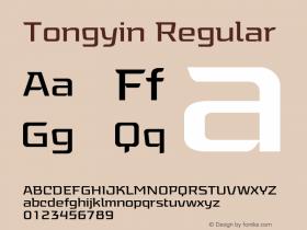 Tongyin