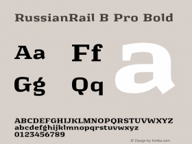 RussianRail B Pro