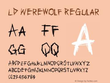 LD Werewolf