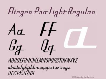 Flieger Pro Light