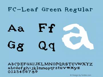 FC-Leaf Green