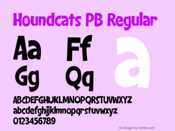 Houndcats PB