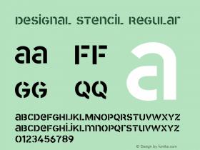 Designal Stencil