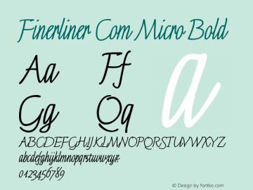 Finerliner Com Micro