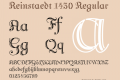 Reinstaedt 1430