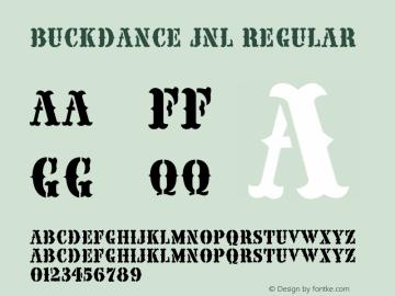 Buckdance JNL