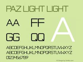 Paz Light
