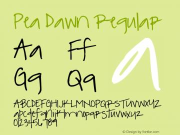 Pea Dawn