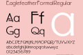 EaglefeatherFormalRegular