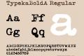 TypekaBoldA