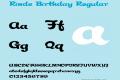 Rinde Birthday