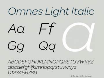 Omnes Light