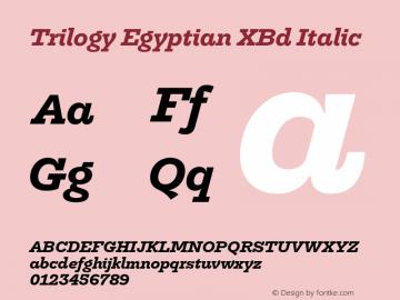 Trilogy Egyptian XBd