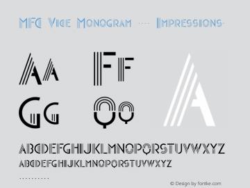 MFC Vice Monogram