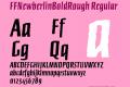 FFNewberlinBoldRough
