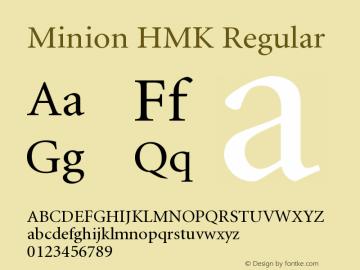Minion HMK