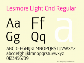 Lesmore Light Cnd