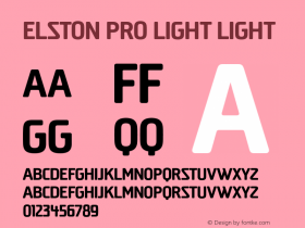 Elston Pro Light