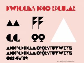 Dwiggins Deco