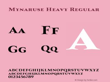 Mynaruse Heavy