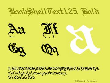 BoobShellText125