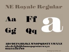 NE Royale