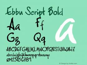 Ebbu Script