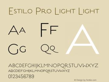 Estilo Pro Light