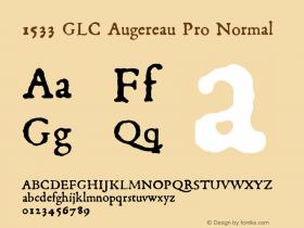 1533 GLC Augereau Pro