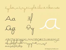 Expletive Script