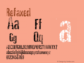 Refaxed