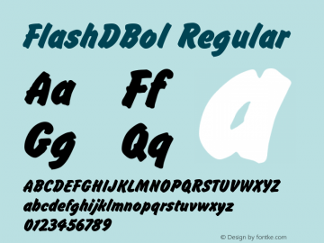 FlashDBol
