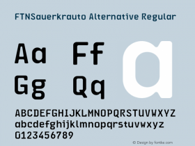 FTNSauerkrauto Alternative
