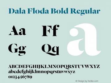 Dala Floda Bold