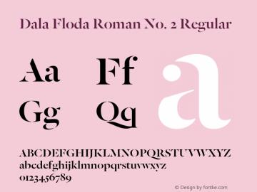 Dala Floda Roman No. 2
