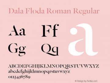 Dala Floda Roman