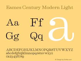 Eames Century Modern