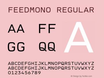 FeedMono