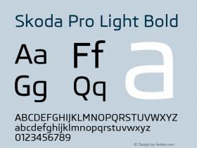 Skoda Pro Light