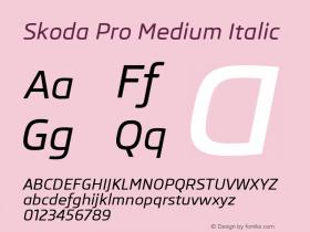Skoda Pro