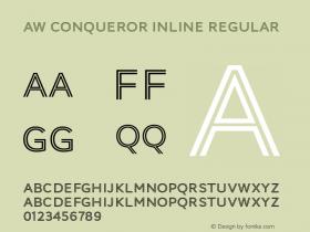 AW Conqueror Inline