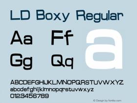 LD Boxy