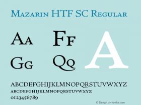 Mazarin HTF SC