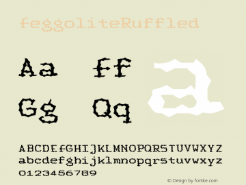 FeggoliteRuffled