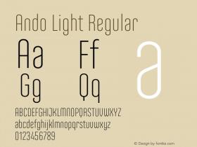Ando Light
