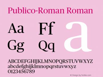 Publico-Roman