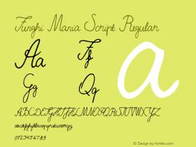 Funghi Mania Script
