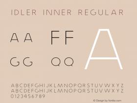Idler Inner