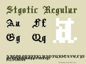 Stgotic